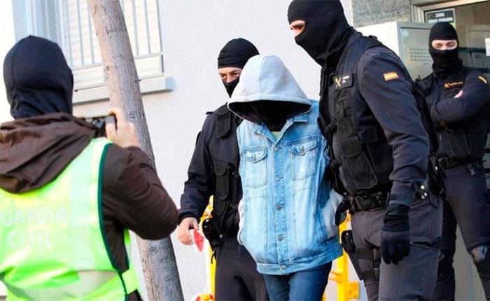 Detenidos en España dos hombres reclamados por secuestro en Venezuela