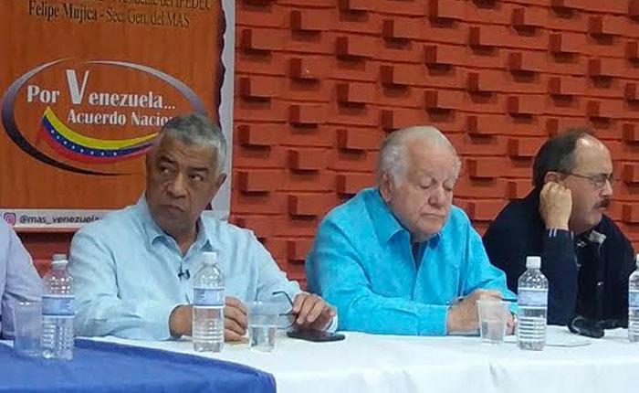 Claudio Fermín: Con las elecciones de gobernadores podemos relanzar al país