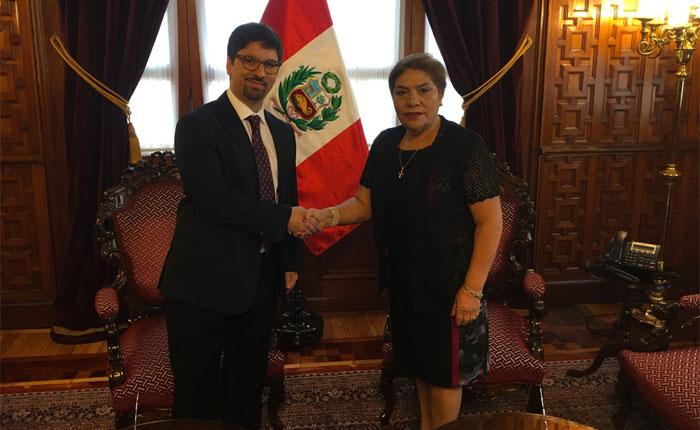 Perú protestó ante Venezuela por seguimiento a Guevara tras visita a Lima