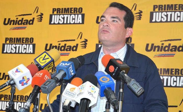 Tomás Guanipa: El gobierno no ha cumplido con lo que se acordó en el diálogo y le miente al país