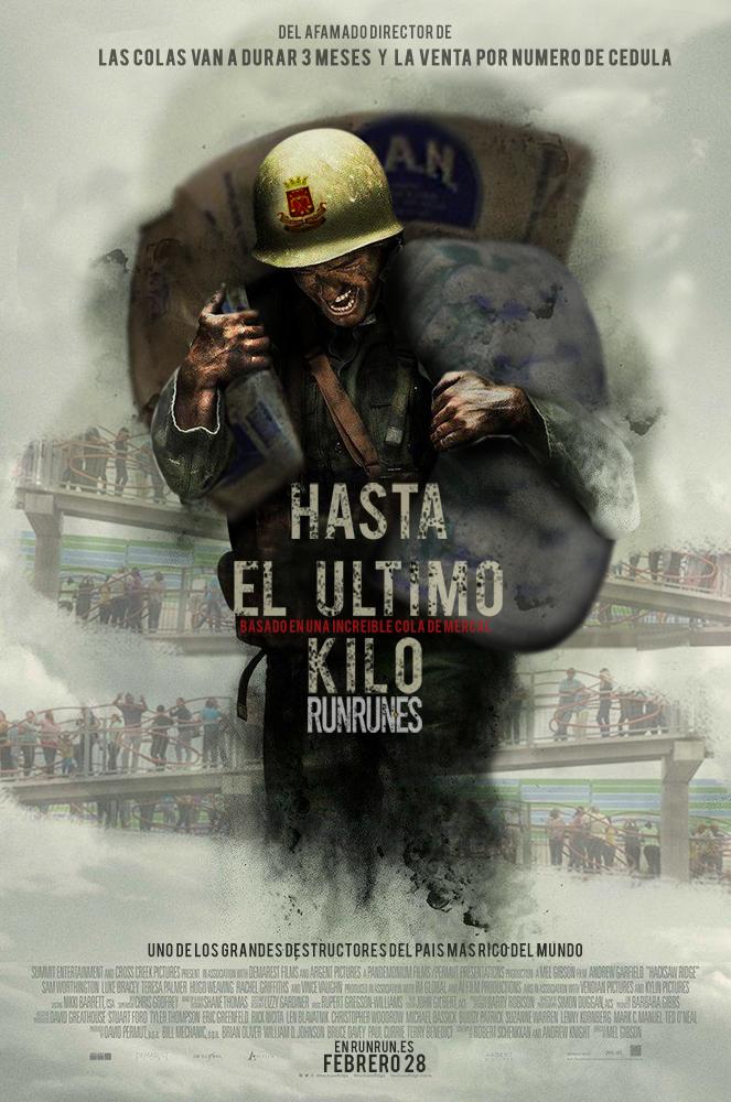 HASTA EL ULTIMO KILO