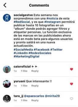 InstagramSocialGest