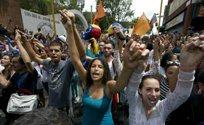 Casi 80% de las víctimas de la violencia en Venezuela son jóvenes