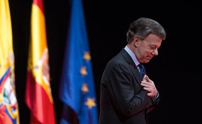 Sobornos de Odebrecht salpicaron a Juan Manuel Santos