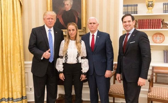 "Informe Otálvora: Tema ""chavismo"" entró en agenda de Trump"