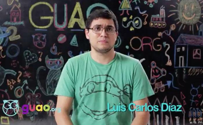 Luis Carlos Díaz: Red de saber
