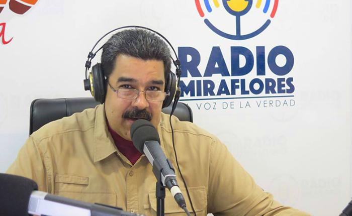 Maduro aprueba casi 700 millones de bolívares para carnavales y anuncia gran concierto