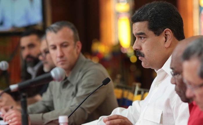 Venezuela entregará nota de protesta a EEUU por acusaciones contra Tareck El Aissami