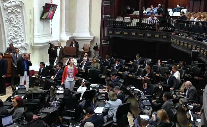Manuela Bolívar: Los niños que hoy no comen nacieron con Chávez y mueren con Maduro