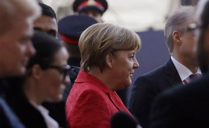 Líderes europeos preocupados por las medidas de Trump