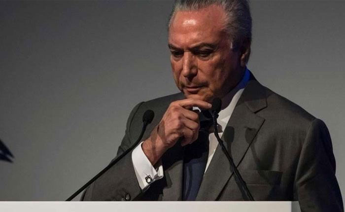 Presidente del Brasil envió carta a Julio Borges expresando preocupación por Venezuela