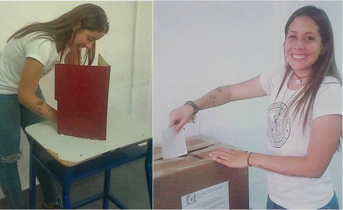Rafaela Requesens es la nueva presidenta de la FCU-UCV