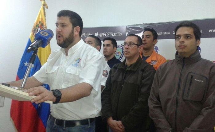Smolansky: El Hatillo cumple 30 días con cero homicidios