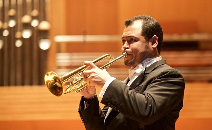 Trompetista venezolano Tomás Medina debuta con la Filarmónica de Berlín