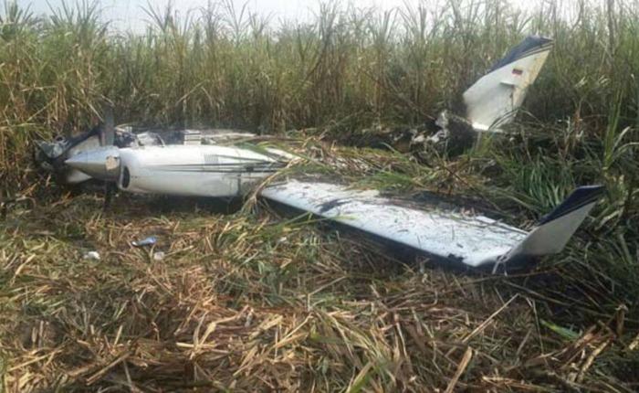Hallan en Honduras avioneta venezolana que transportaba drogas