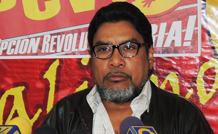 Partido Comunista de Venezuela no se someterá a proceso de renovación