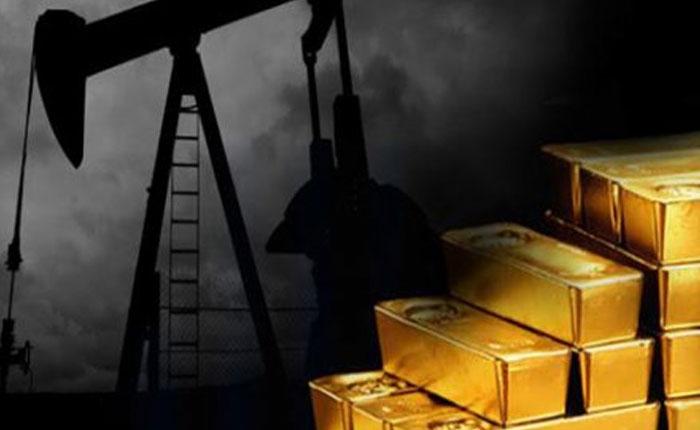 Oro y petróleo venezolano van en picada