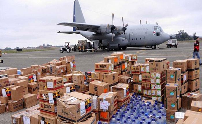 Gobierno donará a Perú 100 mil cajas Clap