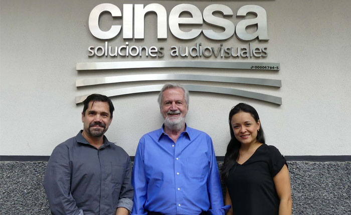 Latin On y Cinesa Soluciones Audiovisuales se unen para ofrecer servicios digitales y audiovisuales al mercado hispano de EE UU