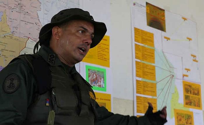 Clíver Alcalá rechazó persecución a militares por parte del gobierno de Maduro