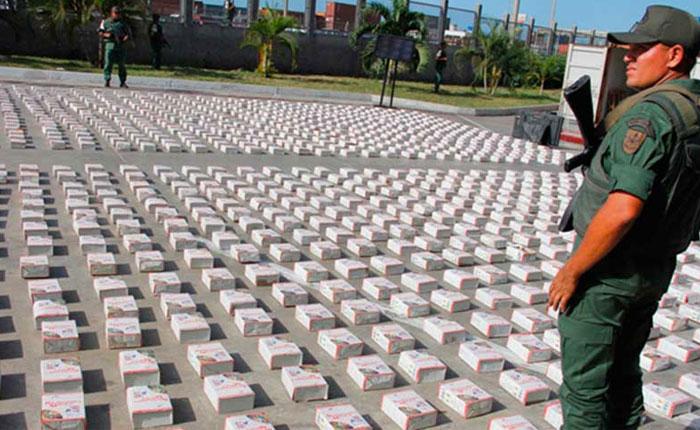 Venezuela rechaza informe de EEUU sobre narcotráfico