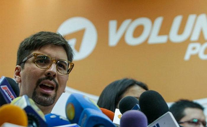 Freddy Guevara a Tareck El Aissami: Es hora de que liberen a Raúl Baduel y El Gato de Aragua