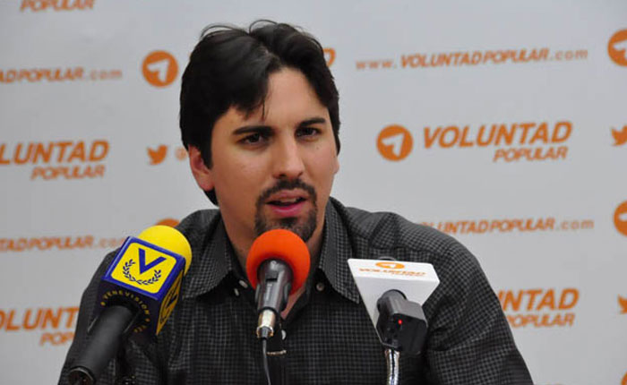 """""""El 15-Oct tenemos el deber de derrotar a Maduro con nuestro voto"""": Freddy Guevara"""
