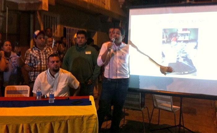 Olivares: Que nos quiten la luz no va a cambiar el desastre de lo que ocurre en Vargas y en Venezuela