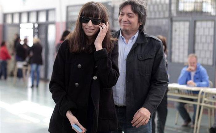 Hijos de Cristina Fernández acuden al juzgado por acusaciones de corrupción