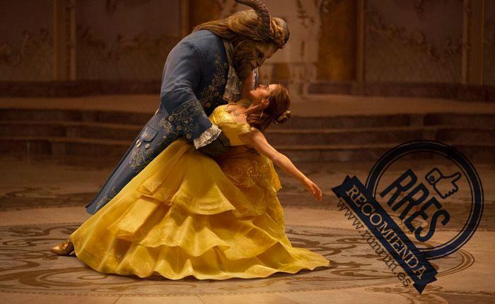 #RunRunesRecomienda│La Bella y la Bestia bailan ahora en carne y hueso