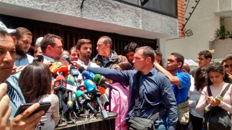 Diputados anuncian sesión extraordinaria de la AN para este sábado en Chacaito