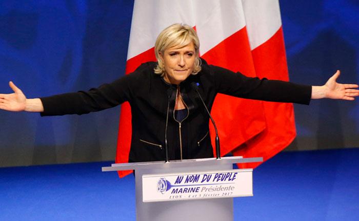 Marine Le Pen pierde su inmunidad y podrá ser juzgada por difundir imágenes de violencia