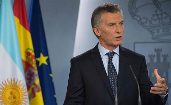 Mauricio Macri apuesta por expulsar a Venezuela de Mercosur si sigue violando derechos