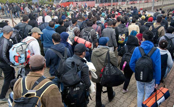 Migración de venezolanos a Argentina se duplicó en 2016