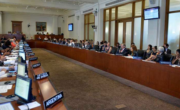 14 países de la OEA preparan documento para presionar a Venezuela