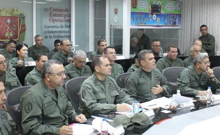 Más de 500 militares han controlado la alimentación en el país desde la creación de la GMAS