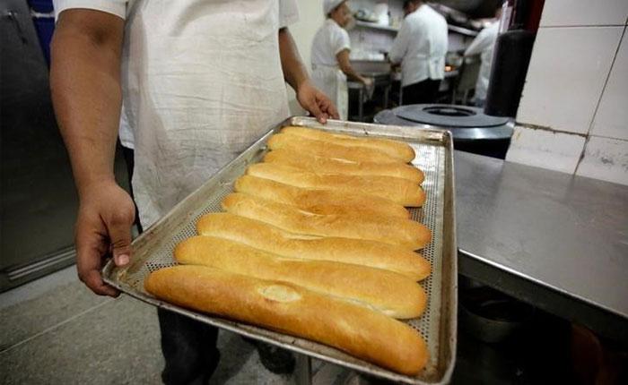 Obregado, panaderos, por Alejandro Armas