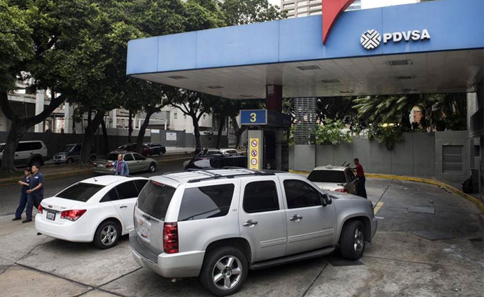 Pdvsa pide calma por abastecimiento de gasolina