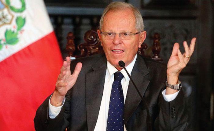 Justicia peruana ordena la detención del expresidente Kuczynski por caso Odebrecht