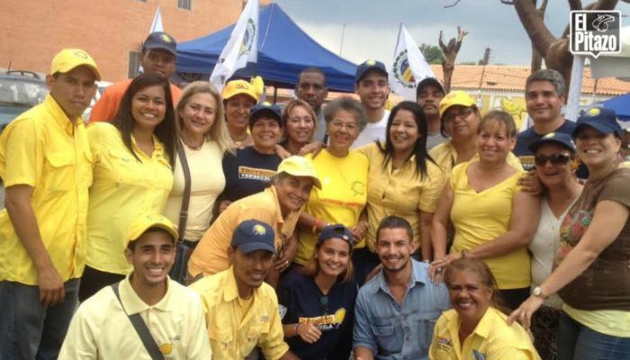 Proyecto Venezuela se retiró del proceso de validación