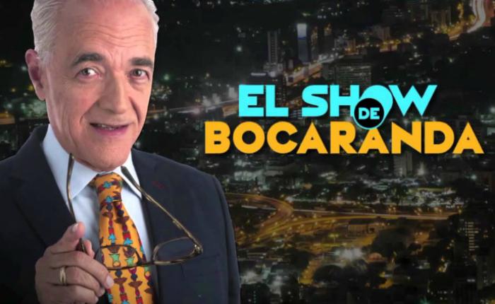 El Show de Bocaranda regresa con nueva temporada