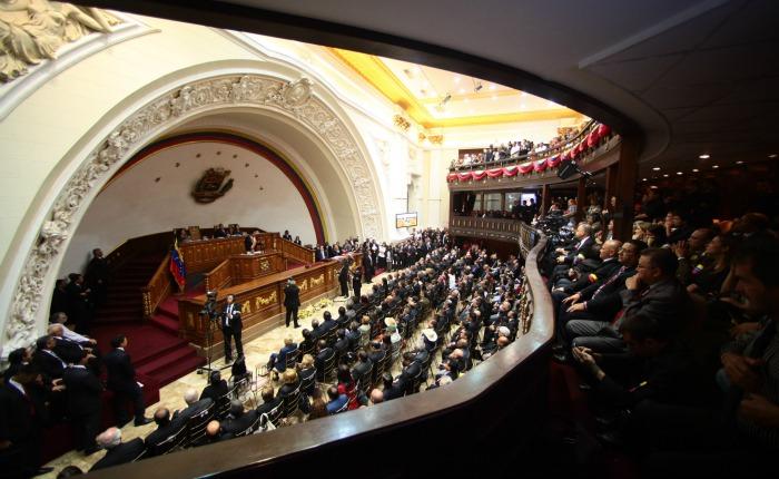 Asamblea Nacional rechaza nombramiento de William Saab y mantiene apoyo a Luisa Ortega Díaz