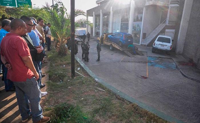 Violencia impera en centros nocturnos de Bolívar