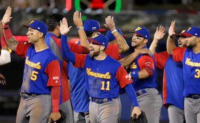 Venezuela a fajarse con Estados Unidos en el Clásico Mundial