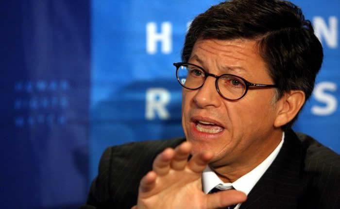 José Miguel Vivanco: Carta Democrática obligará al gobierno a rendir cuentas