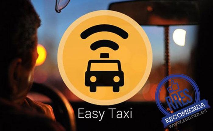 #RunRunesRecomienda│A la hora de pedir un taxi, Easy Taxi