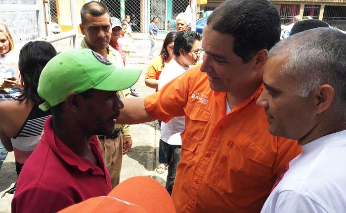 Luis Florido mostró abandono del gobierno ante situación de VIH en Delta Amacuro
