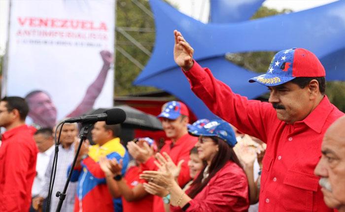 """Maduro dice que Trump lo amenazó de muerte y lo calificó de """"nuevo Hitler"""""""