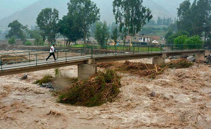 FOTOS: Intensas lluvias e inundaciones en Perú dejan 62 fallecidos
