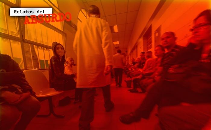 Relatos del Absurdo | Médicos en fuga